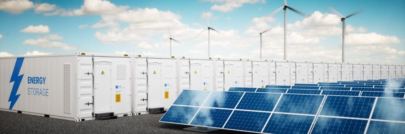 baterie do magazynowania energii słonecznej