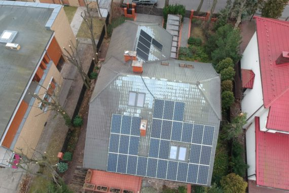 instalacja solarna warszawa