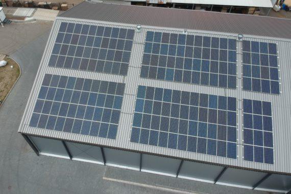 instalacja fotowoltaiczna 49,8 KW - kwiecień 2020