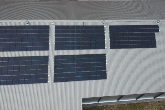 instalacja fotowoltaiczna 49,9 KW - kwiecień 2020