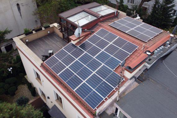 Instalacja fotowoltaiczna 9,24 kWp - Listopad 2020