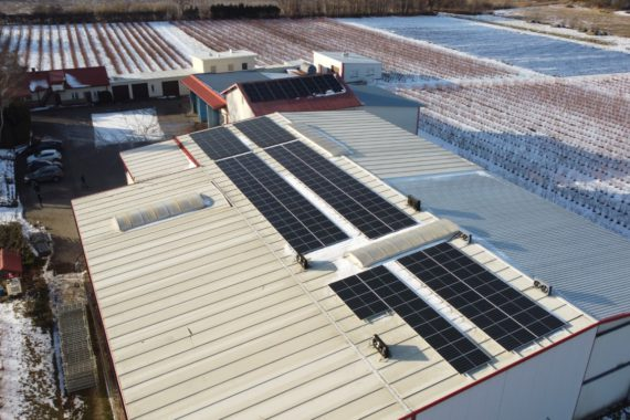 Instalacja fotowoltaiczna - 49,85 kWp