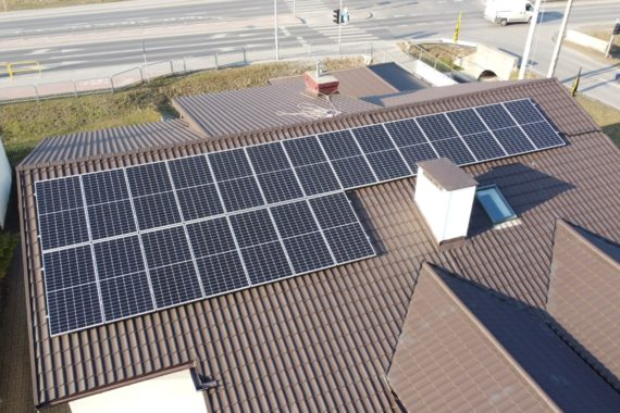 Instalacja fotowoltaiczna - 9,45 kWp - Marzec 2021
