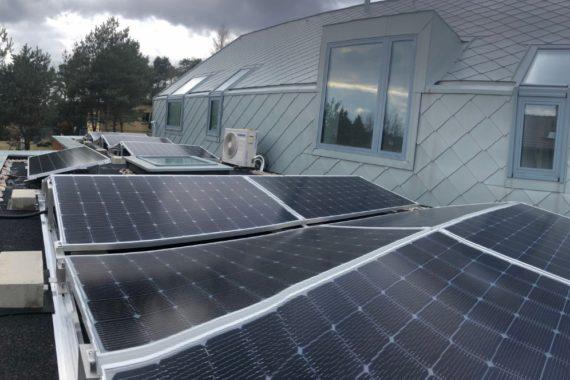 Instalacja fotowoltaiczna - 6,15 kWp